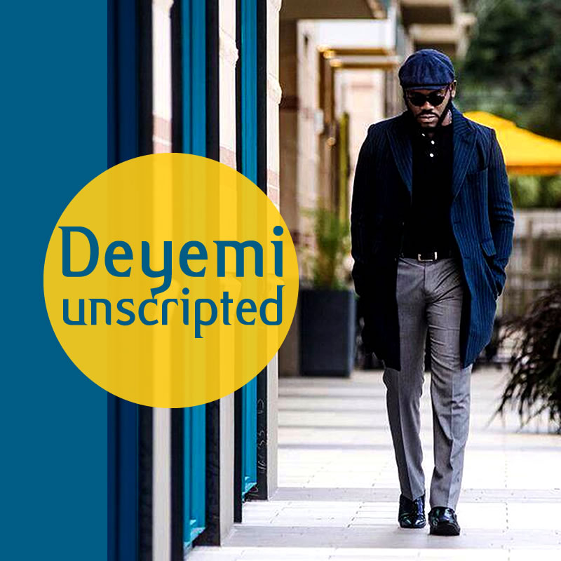 Deyemi Unscripted